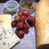 A Ploughman's Lunch from the Boston Cheese Cellar