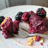 Blackberry Chia Pi (And no, that's not a typo!)
