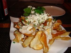 truffled chips
