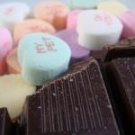 hearts & chocolate