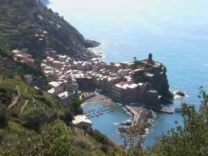 vernazza-village
