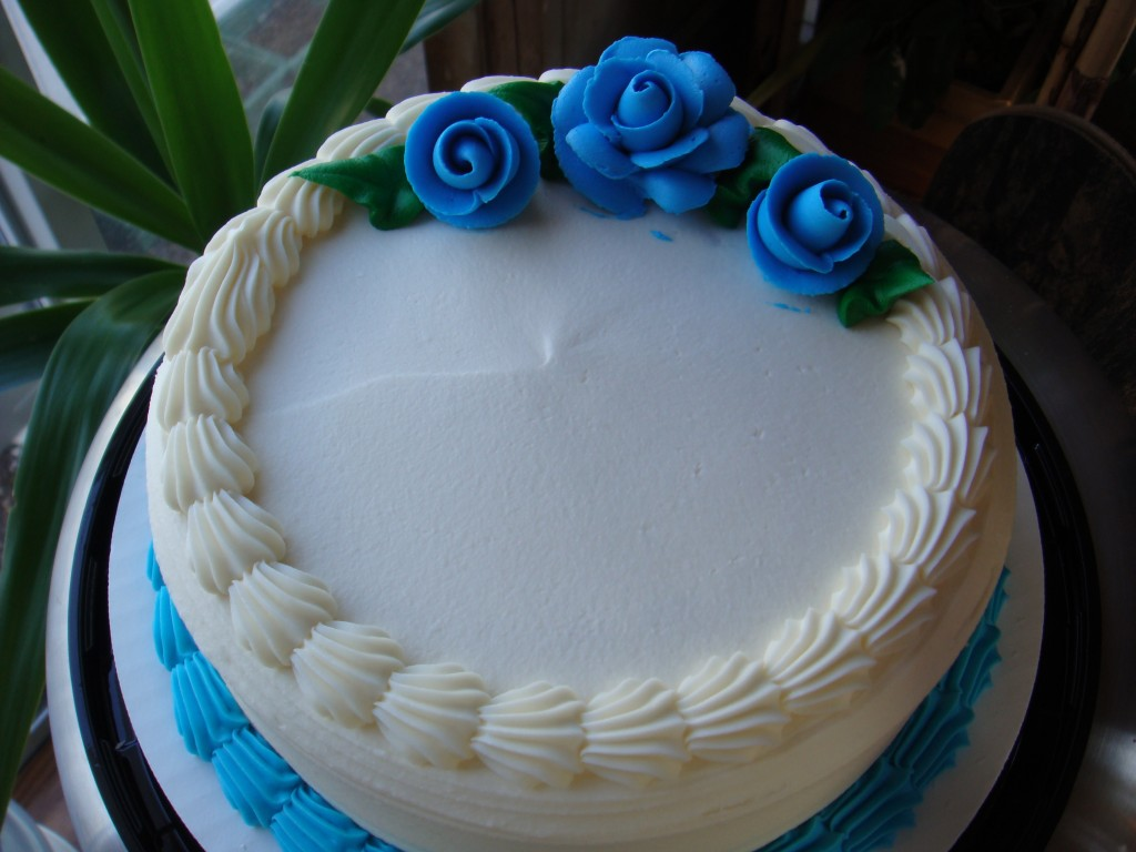 how to make white icing for cake