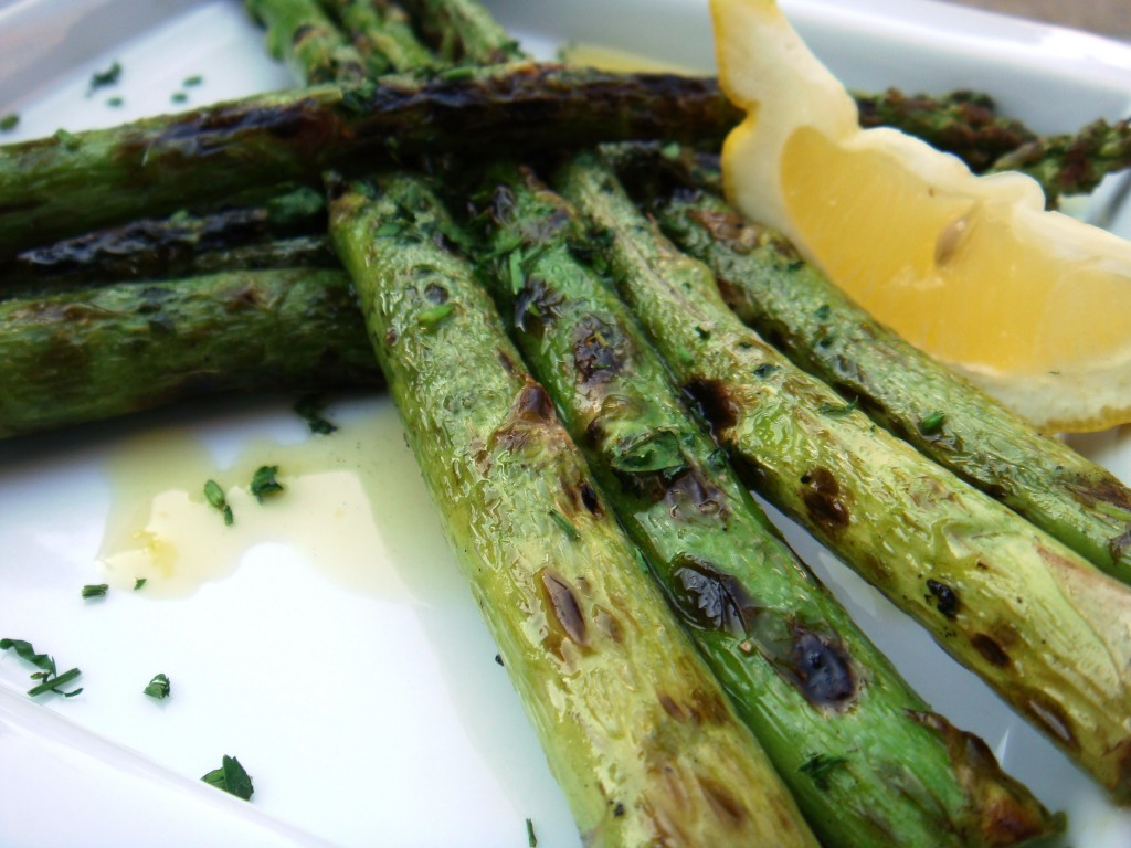 asparagus2 1024x768 Tapas at Estragon in the South End