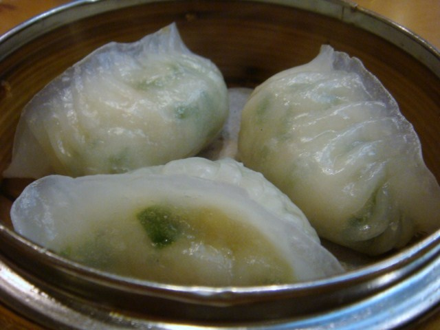 Yummy Dim Sum at China Pearl in Chinatown