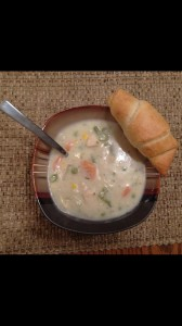 75903 10200143626139441 130837378 n 168x300 Crockpot Chicken Pot Pie Soup    Perfect for this DEEP FREEZE!