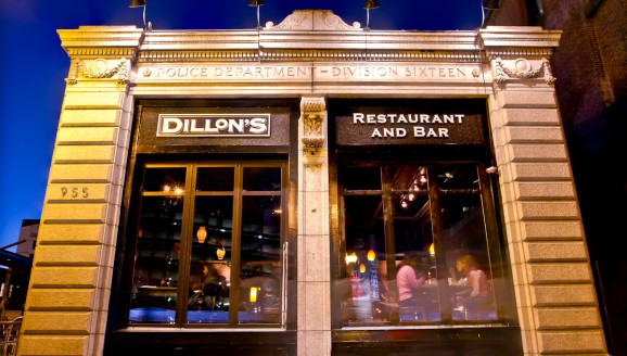 Dillons Exterior 33 578x328 A tour through some of Bostons best al fresco brunch offerings...
