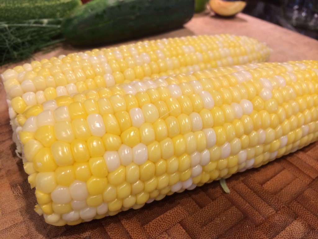 microwave corn on the cob trick