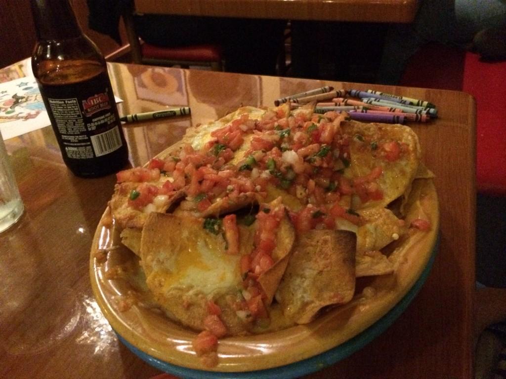 Jalapeño's Grill Nachos
